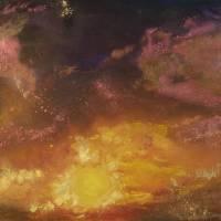 Ciel Mer I Art Prints & Posters by Lorien Eck