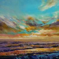 """Tahiti Sunset"" by creese"