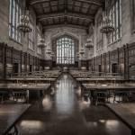 University of Michigan Law School Reading Room by James Howe