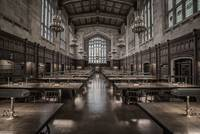University of Michigan Law School Reading Room