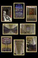 King's Interior Composite Black by Priscilla Turner