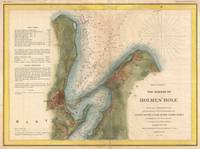 Vintage Martha's Vineyard Holmes Hole Map (1847)