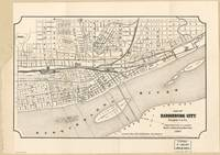 Vintage Map of Harrisburg PA (1877)