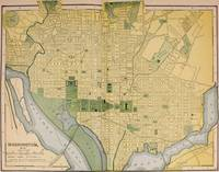 Vintage Map of Washington D.C. (1905)