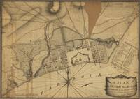 Vintage Map of Pensacola Florida (1778)