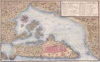 Vintage Map of San Juan Puerto Rico (1770)