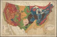 Vintage United States Geological Map (1872)