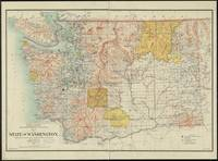 Vintage Map of Washington State (1897)
