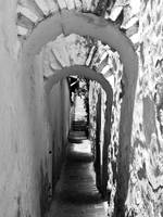 An Arched Passage