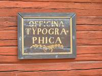 Swedish signage - Offician Typographica
