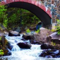 Water Under The Bridge by Lisa Rich