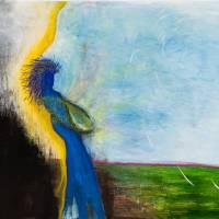 """she seeds the new world"" by JennySiegel"