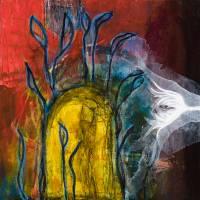 """spreading feathers"" by JennySiegel"