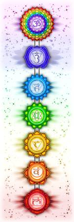 The Seven Chakras - Series 5 Artwork 2
