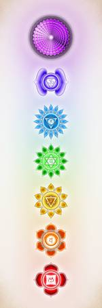 The Seven Chakras - Series 4 Artwork 4
