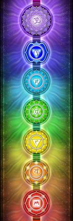 The Seven Chakras - Series 2