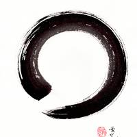 """""""Enso - Embracing Imperfection"""" by oystudio"""