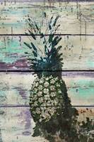 ORL-5293 Vintage Exotic Pineapple