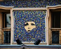 Paris Mosaic Urban Art