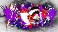 Abstract Bird Art 14
