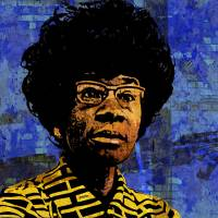 """SHIRLEY CHISHOLM-9"" by thegriffinpassant"