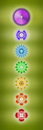 The Seven Chakras - Series 4 Artwork 5
