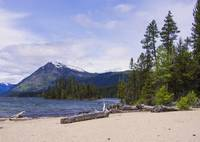 Lake Wenatchee, Washington State