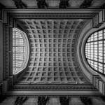Look up! - Union Station, Chicago by James Howe