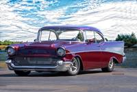 1957 Chevrolet Bel Air 'Wine Country' II
