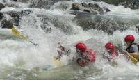Whitewater Rafting, Coloma