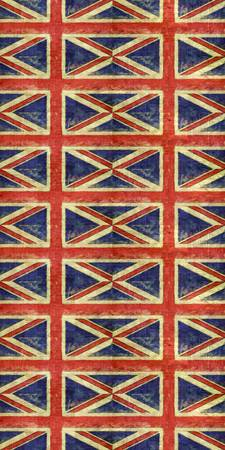 British Flag Collage One