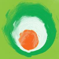 ORL-827 green white orange elements