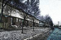 Townhouses 2012 - Allen Graih Image