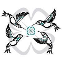 """The Dance of Hummingbirds"" by HaidaRavenArt"