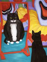 Fun House Fat Cat