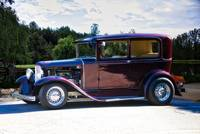 1930 Ford Model A Tudor Sedan II