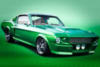 1968 Mustang Fastback I