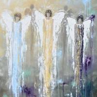 """Angels of Grace"" by ChristineKrainock"