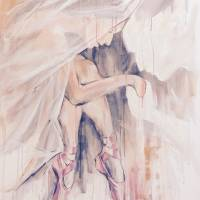 EMERGING (Lighter Color Version) Art Prints & Posters by Mandy Adendorff