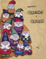 little gnomes