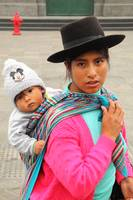 Woman and Child, Lima Peru