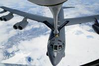 A B-52H Stratofortress