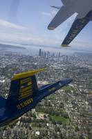 The Blue Angels over Seattle Credit US Navy 2
