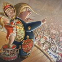 Trump-O-Matic by Mark Bryan