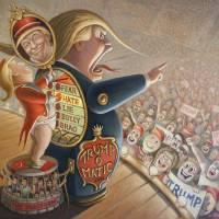 Trump-O-Matic by Mark Bryan