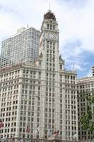 The Wrigley Building Chicago