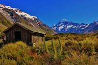 Mt Cook Cabin