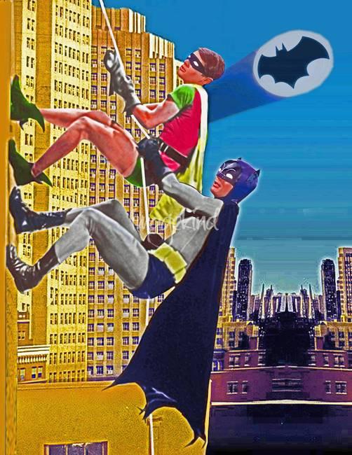 Bat climb