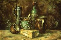 Still Life 72 - Oil Painting