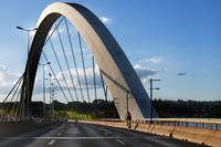 JK Bridge - Brasilia - Brazil